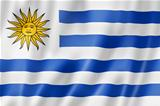 Uruguaian flag