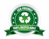 100% recyclable seal