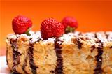 Photo: Cheesecake Closeup