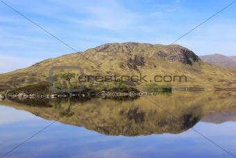 rannoch moor loch highlands scotland