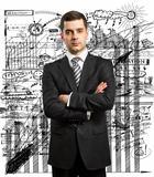 Man Businessman In Suit