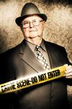 Astute fifties crime scene investigator