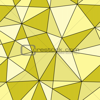 seamless triangles texture, abstract vector art illustration