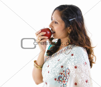 An apple a day keeps doctor away