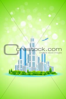 Business City Island