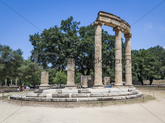 Olympia Greece