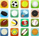 Ball icons