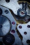 Macro Mechanical Gear  / Clockwork Background