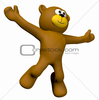 teddy jump