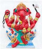 Hindu ganesha God