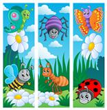 Bugs banners collection 2
