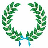 Winner Laurel wreath