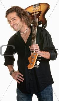 Cute Guitarist