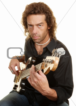 Serious Guitar Player