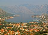 Kotor bay, Montenegro