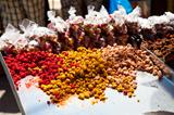 Stall with pastry in Djerba