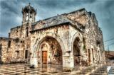 Ancient Church in Byblos Lebanon
