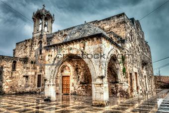 Ancient Church in Byblos Lebanon