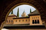alhambra framed