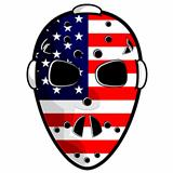 American hockey mask