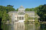 Madrid glass palace