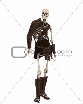 skeleton waiting orders