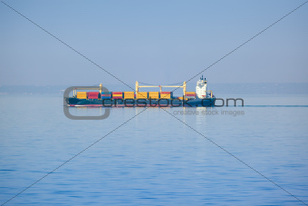transportation ship