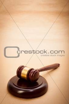 Judge Gavel and Soundboard