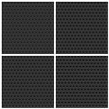 Seamless Metal Backgrounds Set