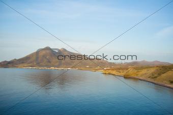 Cabo de Gata bay