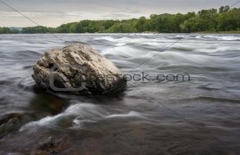 Susquehanna River at Dawn