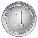 anti-recessionary coin