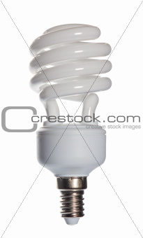 Energy saving compact fluorescent lightbulb