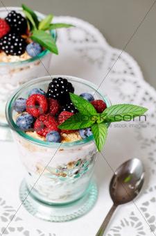 healthy dessert