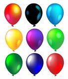 Balloons in vector