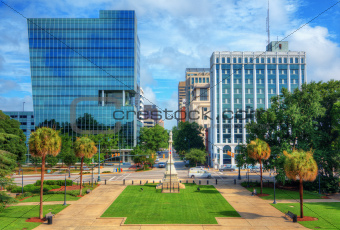 Downtown Columbia, South Carolina