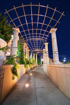 Asheville Park Walkway