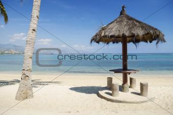 beach near dili east timor