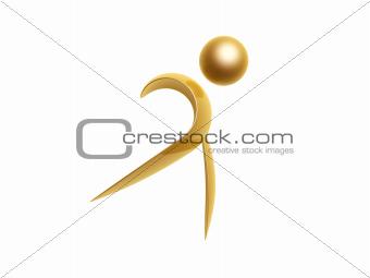 golden sports symbol
