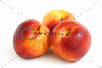 Fresh nectarines