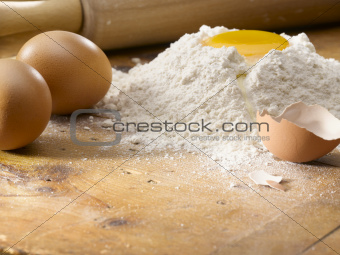 baking and mixing
