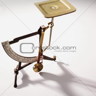 antique Letter balance
