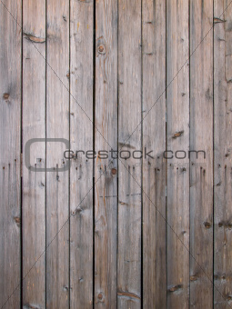 Old wall wooden plank wallpaper