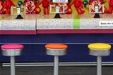Boardwalk Water Game