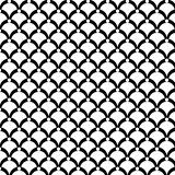 Seamless texture. &quot;Fish scale&quot; motif.