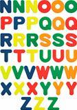 Foam Letters N to Z