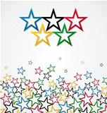  Olympic Games vector background