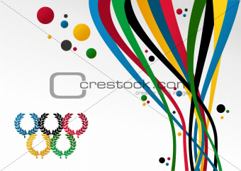 Olympics Games background