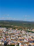 white city of Andalusia, Spain