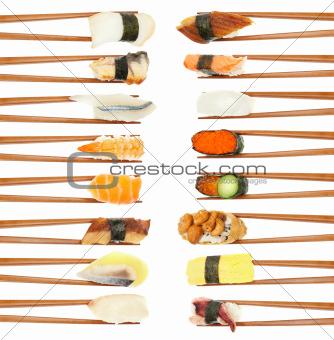 Sushi & Chopsticks
